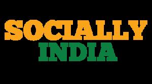 Socially India Logo
